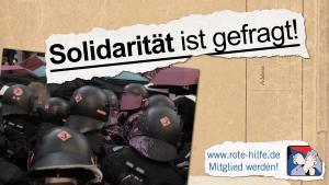 Solidarität ist gefragt